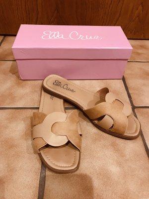 Ella Cruz Outdoor Sandals beige