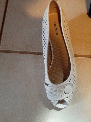 Sommer Schuhe mit Absatz