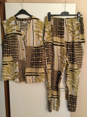 Hämmerle Twin set in jersey multicolore