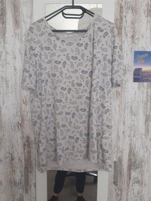 Yessica T-shirt bianco-bianco sporco