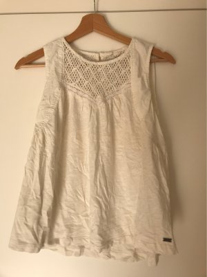 Roxy Camisa tejida blanco puro