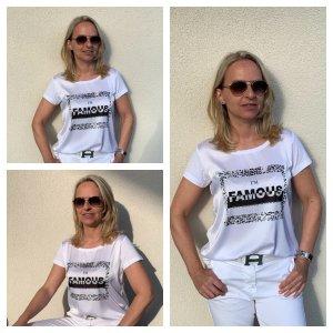 Decay Women T-Shirt white-black