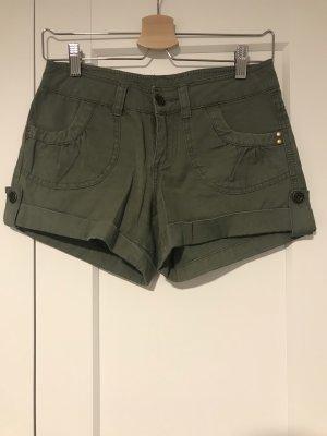 Hot pants veelkleurig