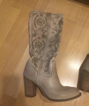 Bloomings Heel Boots beige