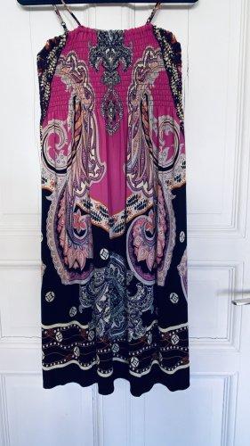 Strauss Innovation Robe stretch multicolore