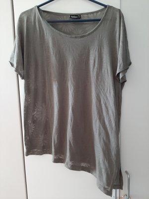 Kik T-Shirt green grey