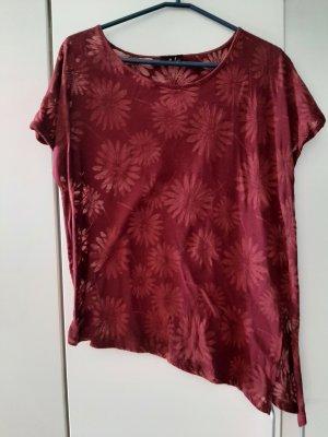 Kik T-Shirt bordeaux