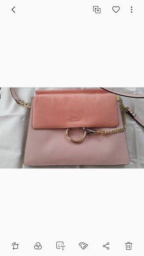 Sommer Tasche rosa Chloe-Style