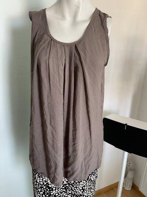 Sommer Top Bluse ausgestellt Gr 44 XXL
