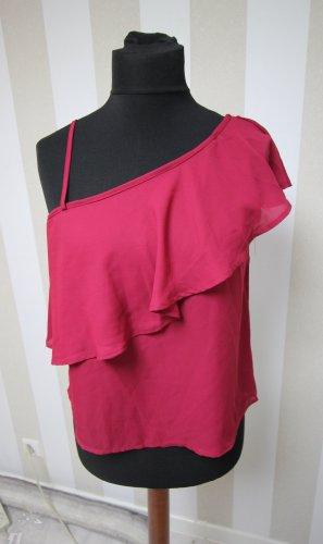 Shirt Tunic raspberry-red