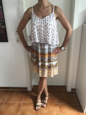 Sommer Träger Kleid