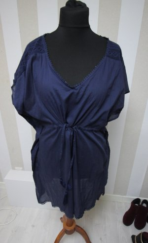 Shirt Tunic dark blue