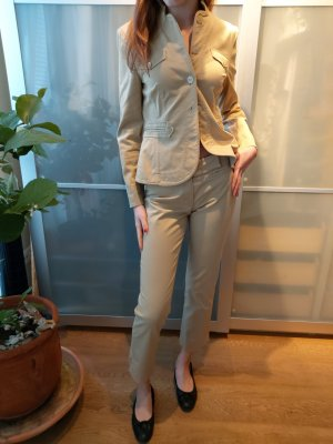 St. emile Tailleur pantalone beige