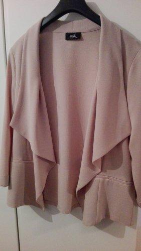 Wallis Lange blazer roségoud