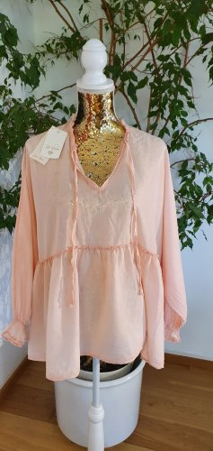 believe Oversized Blouse pink
