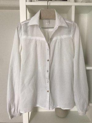 Villa Koszulowa bluzka biały