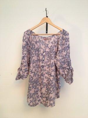 Saint Tropez Oversized blouse veelkleurig