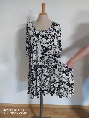 Sara Lindholm Blouse Shirt white-black