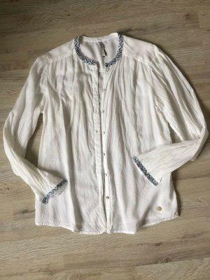 Pepe Jeans Tunique-blouse multicolore coton