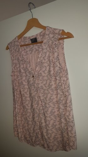 Sommerbluse rosa