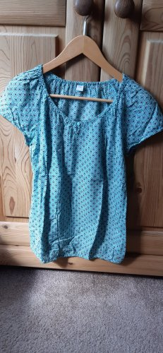 s.Oliver Blouse topje turkoois