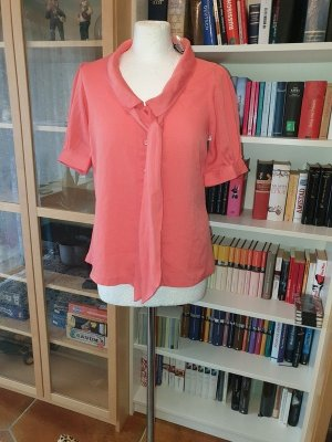 Sommerbluse Vero Moda Gr. S (36) coral casual basic
