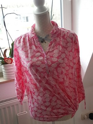Street One Slip-over Blouse pink