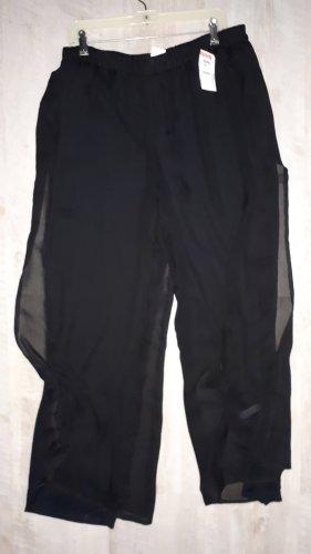 Kohlhaas Spodnie palazzo czarny