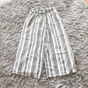 Pull & Bear Spodnie Marlena kremowy