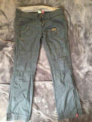 edc Pantalón de camuflaje petróleo-azul cadete