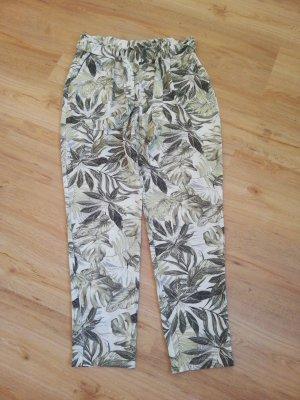 Spodnie ze strzemiączkami Wielokolorowy