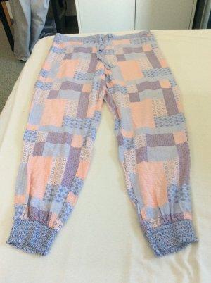 body essentials by tchibo Pantalon en lin multicolore