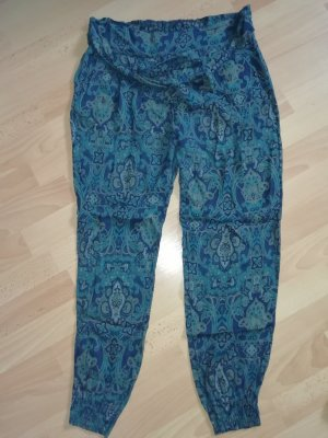 Pantalon de jogging multicolore viscose
