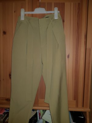 Tally Weijl Peg Top Trousers green grey
