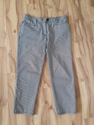 Marco Pecci Pantalone chino bianco-blu