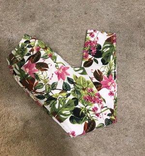 Sommerhose Blumen Hose