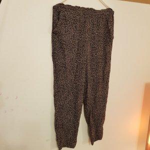 H&M Jersey Pants black-pink
