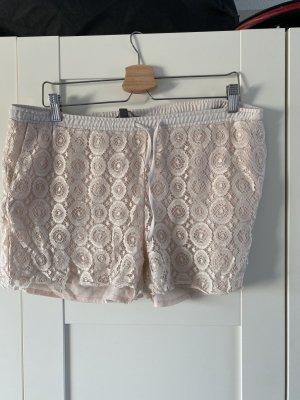 Esprit Hot pants rosé Polyamide