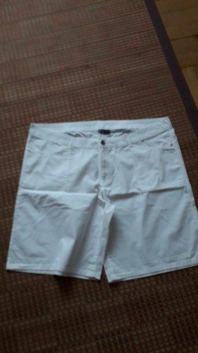 Janina Hot Pants white cotton