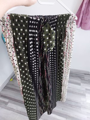 Türkan Sunar Falda pantalón multicolor