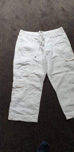 Sommerhose in weiß