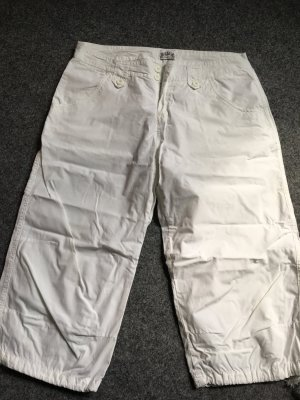 ¾ Sommerhose in Weiß !