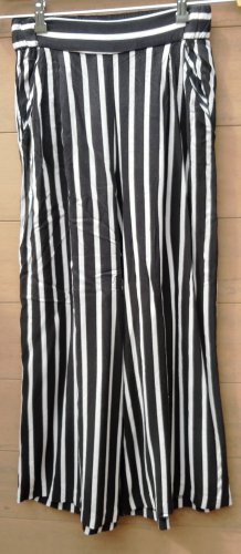 H&M Pantalone a zampa d'elefante multicolore Viscosa
