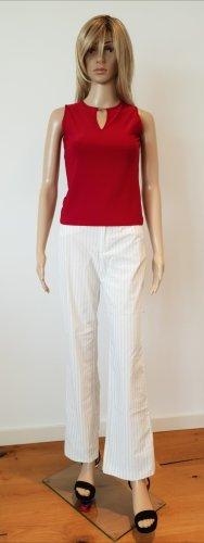 Sommerhose / Streifenhose / Hose / Anzughose / Bügelfaltenhose / Bundfaltenhose