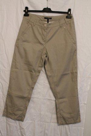 Atelier Gardeur Spodnie 7/8 zielono-szary