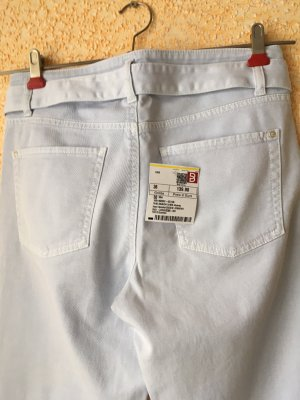 Cambio 7/8 Length Trousers baby blue