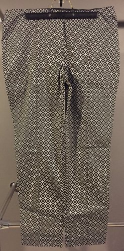 Gerry Weber 7/8 Length Trousers white-black