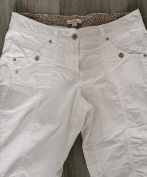 s.Oliver Cargo Pants white