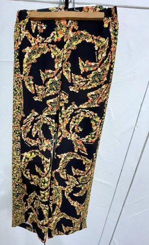 Versace Pantalon en jersey multicolore