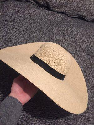 H&M Chapeau de soleil crème
